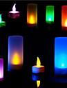 LED-belysning Metallisk Plast Flickor Present 1pcs
