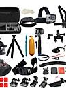 Tillbehörs Kit Montering Multifunktion 3-vägs Justerbar Allt-i-ett För Actionkamera Alla Xiaomi Kamera SJCAM Skidåkning Dykning Surfing