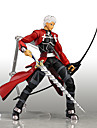 Anime de acțiune Figurile Inspirat de Cosplay Cosplay Anime Accesorii Cosplay figura Roșu PVC