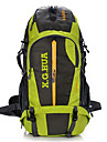 60 L ryggsäck Cykling Ryggsäck Backpacker-ryggsäckar Camping Klättring Fritid Sport Cykling / Cykel Vattentät Andningsfunktion Stötsäker