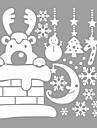 Autocollants muraux decoratifs - Autocollants avion Animaux Romance Forme Noel Vacances Mots & Citations Salle de sejour Chambre a