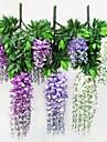 Gren Polyester Plast Plantor Bordsblomma Konstgjorda blommor