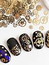 1 pcs Negle Smykker Negle kunst Manicure Pedicure Daglig Metallic / Mode / Negle smykker