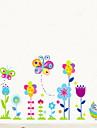 Animale Florale Botanic Perete Postituri Animal Stickers de perete Autocolante de Perete Decorative, Vinil Pagina de decorare de perete