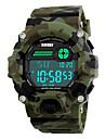 SKMEI Bărbați Ceas Sport Ceas Militar Ceas de Mână Piloane de Menținut Carnea LED Calendar Cronograf Rezistent la Apă alarmă Iluminat
