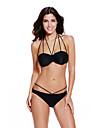 Bikini (Polyester/Spandex) Feminin - Sutiene cu Bureți