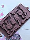 coacere Mold Ciocolatiu Biscuiți Tort Silicon Ecologic Gril pe Kamado Calitate superioară
