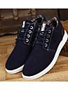 Homme Chaussures Polyurethane Printemps / Automne Confort / bottes slouch Basket Noir / Gris / Brun claire