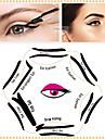 6 st Ögonbrynsstencil Plast Övrigt Öga