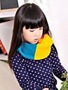 Fete Eșarfe-Iarnă Îmbrăcăminte tricotată Multicolor