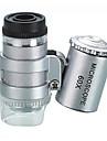 60X Microscop Identificarea bijuteriilor Jucarii MetalPistol Fermecător & Seducător Creative 1 Bucăți Zuia Copiilor Cadou