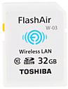 Toshiba 32GB SD Card WiFi card de memorie Class10 FlashAir