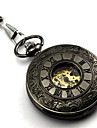 Ceas/Ceas de Mână Inspirat de Asasin Ezio Anime Accesorii Cosplay Ceas/Ceas de Mână Negru Auriu Argintiu Aliaj