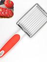 1 piese Cutter pe & Slicer For pentru legume pentru ou Pentru ustensile de gătit Plastic Oțel InoxidabilCalitate superioară Bucătărie