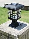 Solpanel lampa stolpen strålkastare staket lampor vägglampa strålkastare utomhus trädgårdsljus