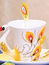 Drinkware Hârtie Reciclabilă Pahare Novelty / Cești / Sticlă cadou prietena / Decorațiuni 1 pcs