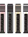 NO Cu fir Microfon de Karaoke 3.5mm Negru Roz Argintiu Auriu