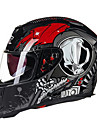 GXT g358 motorcykel fullt hjälm dubbel lins anti-fog abs hjälm för människan