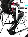 Derailleur Protector Durable Cyclotourisme / Cyclisme / Velo / Motocross Alliage d'aluminium Noir