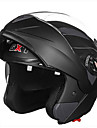 GXT 158 casca motocicleta lentile dublu anti-ceață respirabil casca completă