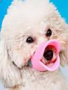 Pisici Câine Antrenament Ajutoare Comportament anti-Scoarță Απαλό Albastru Roz Galben Camel Silicon