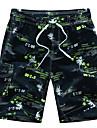 Bărbați Activ Boho Mărime Plus Size Bumbac Larg Pantaloni Scurți Pantaloni - Imprimeu