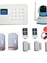 433MHz Tastatură Wireless / SMS / Telefon 433MHz GSM Cod de Învățare