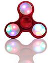 Spinner antistres mână Spinner Înaltă Viteză Iluminat Ameliorează ADD, ADHD, anxietate, autism Birouri pentru birou Focus Toy Stres și