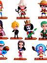 Anime Φιγούρες Εμπνευσμένη από One Piece Roronoa Zoro PVC 10 cm CM μοντέλο Παιχνίδια κούκλα παιχνιδιών