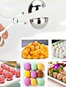 Fucsia perisoare Hami pepene galben pentru Fructe în cazul cărnii Pentru Ice Cream Teak Multifuncțional Bucătărie Gadget creativ