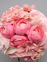 1 buc / Set 1 ramură Mătase Trandafiri Față de masă flori Flori artificiale