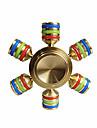 Spinner antistres mână Spinner Jucarii Șase Spinner Înaltă Viteză Ameliorează ADD, ADHD, anxietate, autism pentru Timpul uciderii Focus
