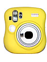 Carcase-Cameră Digitală-Fujifilm-Un umăr-Galben Roz Albastru-