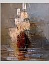 Pictat manual Abstract Vertical Panoramic, Clasic Modern pânză Hang-pictate pictură în ulei Pagina de decorare Un Panou