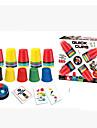 Leksaker Leksaker Fyrkantig Plast Bitar Unisex Present