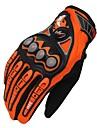 Aktivitet/Sport Handskar Unisex Cykelhandskar Cykelhandskar Andningsfunktion Skyddande Helt finger Duk Cykelhandskar