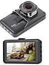 Y1 Full HD 1920 x 1080 170 grader Bil DVR Generalplus 3 inch Dash Cam Parkeringsläge Rörelsedetektor Slinginspelning auto on / off
