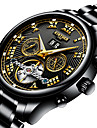 Bărbați Adolescent Ceas Militar  Ceas Elegant  Ceas Schelet Ceas La Modă Ceas de Mână ceas mecanic Unic Creative ceas Ceas Casual Ceas