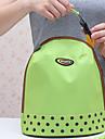 Stora väskor och ryggsäckar Förvaringspåsar medSärdrag är Anti-reflex Stötsäker Plast Fodral Rundad topp Gåva , För