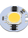 5w cob LED cob cip cip 220v smrat ic pentru diy lumina de jos spot lumina plafon lightg cald / cool alb (1 bucată)