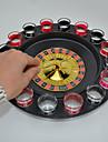 Brädspel Bar artiklar Dryckesroulette Leksaker Cirkelrunda Plastik Glas Bitar Karnival Present