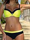Pentru femei Bikini Mată Cu Bretele Cheeky