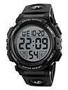 SKMEI -1258 Smart Klocka Timer Vattenavvisande Alarmklocka Multifunktion Bärbar Timing Funktion Slim design Lätt och bekvämt Lång standby