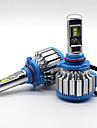 70w 7200lm 9005 hb3 Philips pilot led lampă kit kit de automobile bulbi upgrade 6000k