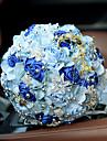 """Flori de Nuntă Buchete Nuntă Margele Dantelă 10.24""""(Approx.26cm)"""