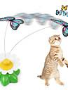 Kattleksaker Fjäril Plast Till Katt Kattunge