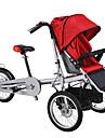 Comfort Cyklar Hopfällbar Cykel Cykelsport 16 inch Skivbroms Icke-dämpning Vanlig Stål Aluminiumlegering