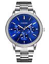 Bărbați Simulat Diamant Ceas Unic Creative ceas Ceas de Mână Ceas Elegant  Ceas La Modă Ceas Casual Chineză Quartz Mare Dial Metal Aliaj