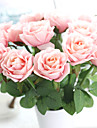 Konstgjorda blommor 5 Gren Europeisk Stil Roser Bordsblomma