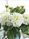 5 Piese 5 ramură Mătase Others Față de masă flori Flori artificiale